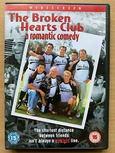 Casse-C-urs-Club-DVD-Gay-Interet-Comedie-Romantique-Largeur-Zach-Braff-et-Dean