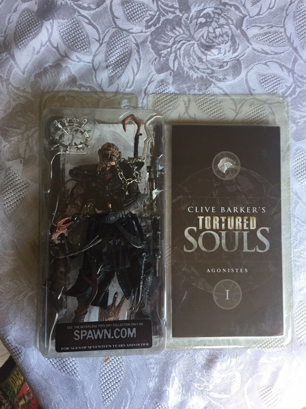 McFarlane; Clive Barker's Tourturot Souls Collection, Series 1  Great Condion