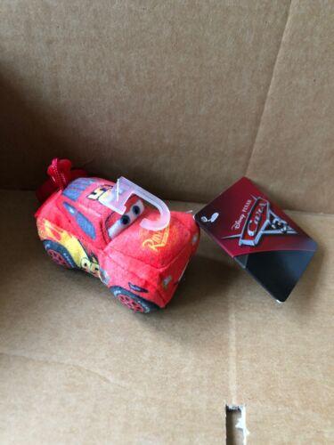 DISNEY CARS-Lightning McQueen-Peluche Sac Clip-frais de port Combiné