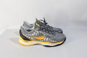 d160c8864d4a9f Nike Court Zoom Cage 3 Men s Tennis Shoes 918193-003 Size 11