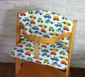 Sitzverkleinerer Ersatz Sitzkissen für Stokke Tripp Trapp Babyset NEU