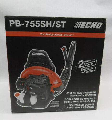 Echo PB-755SH/ST Gas Powered Back Pack Leaf Blower