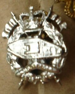 A-1-X-AUSTRALIAN-ARMY-SMALL-METAL-ARMOURED-CORE-BADGE-3-CM
