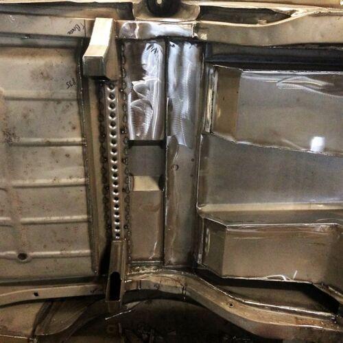 Escort Mk2 Raised Boot Floor section 3 Pièce Boîte Kit pour essieu clearance