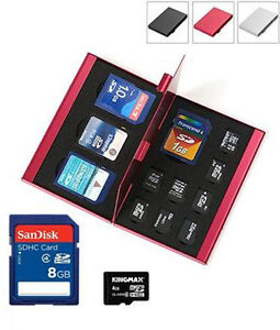 Aluminum-Portable-Memory-Card-Storage-Case-Protective-Holder-Box-For-TF-SD-Card