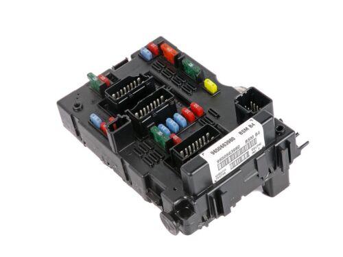 BSM Modul Sicherungskasten Peugeot 307 1.4 1.6 2.0 8 16V HDI 9650663980 B4