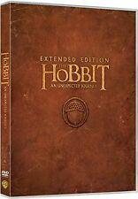 The Hobbit - An Unexpected Journey - Extended Edition (DVD, 2013, 5-Disc Set)
