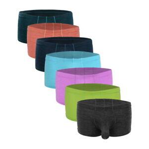 Men/'s Boy Underwear Aircraft Pants Thongs Boxer Briefs Lingerie Underpants USA