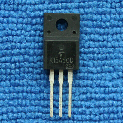 10PCS K15A50D Encapsulation:TO-220F,