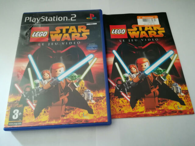 Lego Star Wars Le Jeu - Sony PlayStation 2 - Complet - Occasion - PAL