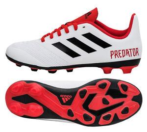80d08e5c3c23b Adidas Predator 18.4 FxG Junior (CP9241) Soccer Cleats Football ...