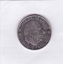 1 Franc Frankreich 1988 Charles de Gaulle France