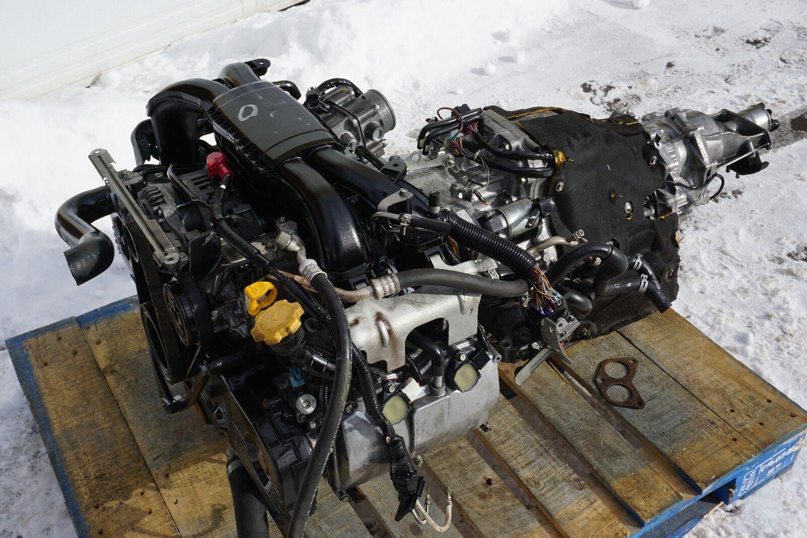2009-10 JDM Subaru Legacy Forester Ej25 Ej253 SOHC 2 5l AVLS Engine  Transmission