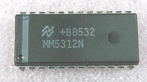 MM5312N-Digital-clock-driver
