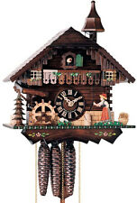 Hones 619M Musical Bell Ringer Chalet 1 Day Cuckoo Clock