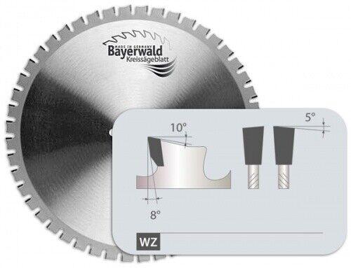 HM Kreissägeblatt Ø 156 mm x 2,2 mm x 12,7 mmZ=30 WZ