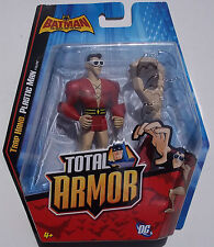 BATMAN: THE BRAVE AND THE BOLD. TRAP HAND PLASTIC MAN. TOTAL ARMOR SERIES. NOC