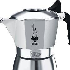 Coffee Maker BRIKKA BIALETTI 4 cups Good Italian Espresso with cream!