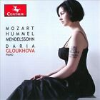 Mozart, Hummel, Mendelssohn (CD, Nov-2010, Centaur Records)