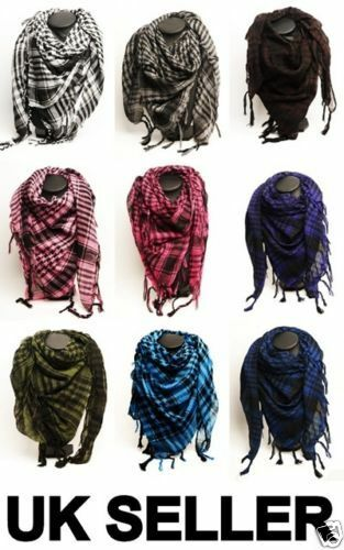 wrap sarong all colours^Aarab ScarF pashmina 100/% new cotton shemagh