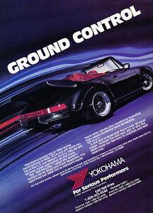1982 Porsche 928 No16 Classic Vintage Advertisement Ad