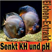 Eichenextrakt 1 Liter Ph Kh Minus Senker Karbonathärte Aquarium Extrakt Süßwasse