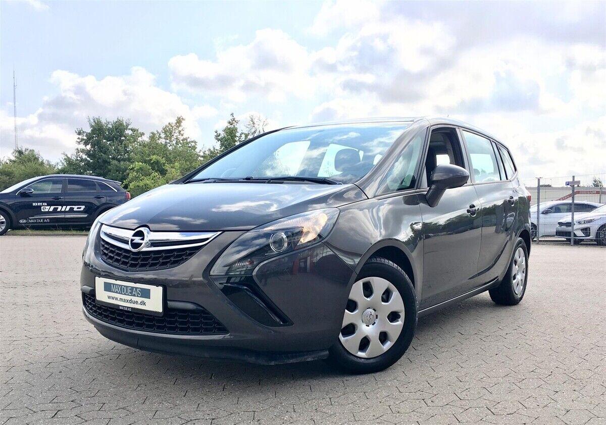 Opel Zafira Tourer 1,4 T 120 Enjoy 5d
