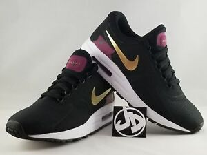 Details about NIKE AIR MAX ZERO ESSENTIAL BLACK RUNNING SHOES ( 881229 007 ) Size 6.5Y = W 8
