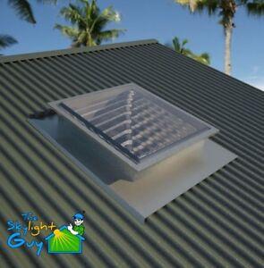 Skylight 400mm SQUARE - solar sun tube - DIY KIT - easy ...