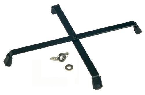 schwarz K/&M 17700 Kreuzfuß