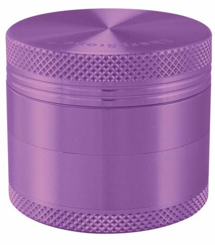 "Purple 2.2/"" Sharpstone 4pc Solid Top Grinder"