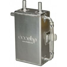 OBP 1 Litre Square Bulk Head Mount Oil Catch Tank OBPCT001