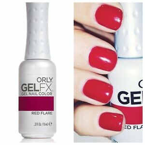 Orly Gel Fx - Red Flare - 9ml
