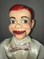Vintage JERRY MAHONEY w/ Box Ventriloquist Dummy doll puppet Paul Winchell Rare