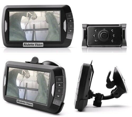 """Trailer Kamerasæt 4,3"""" Digi 4000 trådløst model 2021,"""
