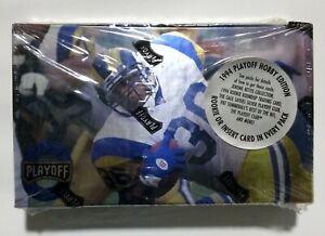 1994-Playoff-Football-card-box-Sealed-contains-24pks