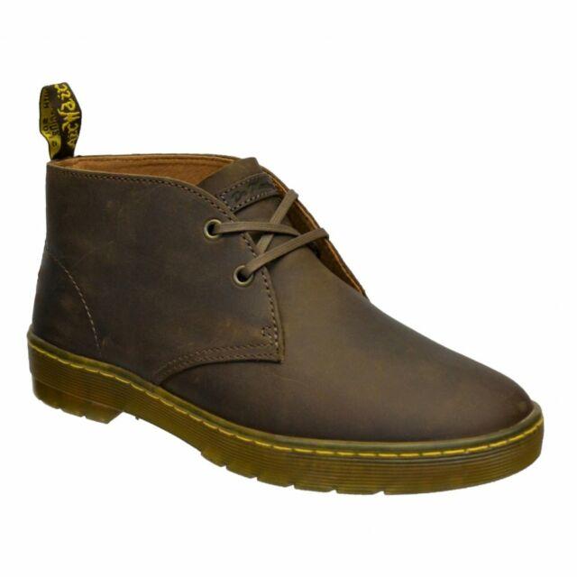 9c5cd84dcf4 Dr. Martens Mens Cabrillo Desert Boot Gaucho Crazy Horse UK 13 / US 14  Medium