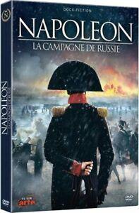 NAPOLEON-La-Campagne-de-Russie-DVD-NEUF-SOUS-BLISTER
