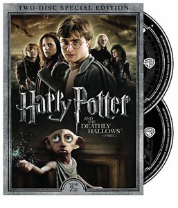 harry potter and the deathly hallows part 1 dvd 2 disc special