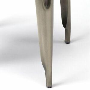 Brilliant Details About Butler Connor Iron And Leather Counter Stool Inzonedesignstudio Interior Chair Design Inzonedesignstudiocom