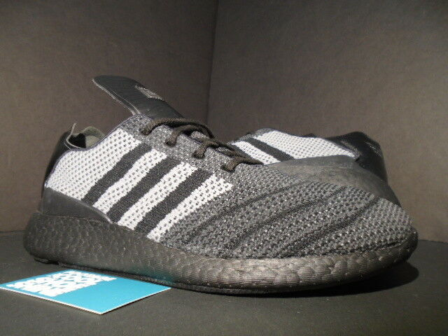 ADIDAS BUSENITZ PURE BOOST PK inédits SALES SAMPLE ULTRA Core Noir BB8375 9