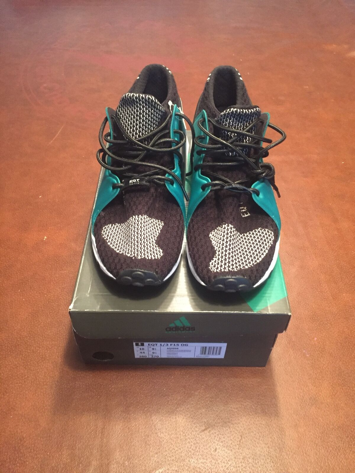 Adidas EQT 1/3 F15 OG Green black primeknit Price reduction