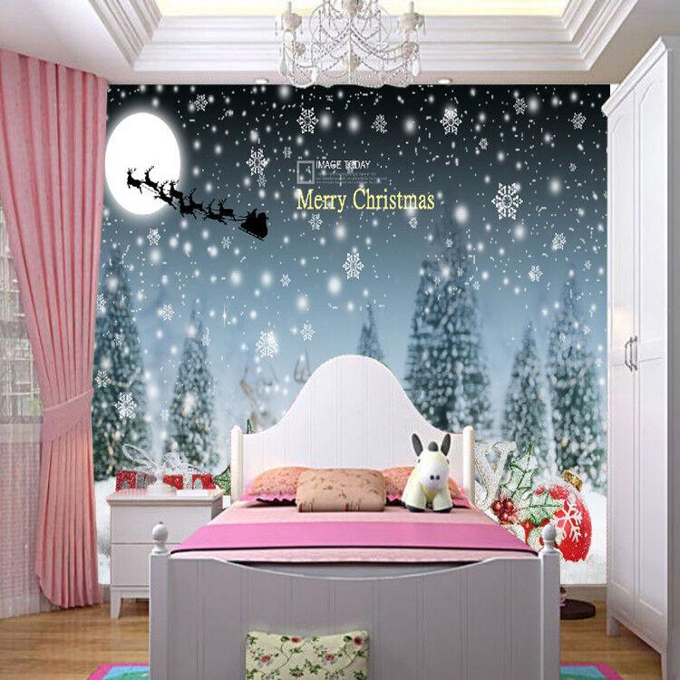 3D Weihnachtsplakat 73 Tapete Wandgemälde Wandgemälde Wandgemälde Tapete Tapeten Bild Familie DE   2019     96e665