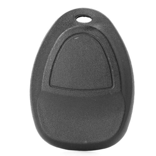 5 Button Keyless Entry Remote Control Key Fob Black For Chevrolet Buick 2273352
