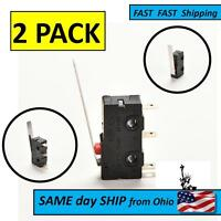 2x - Micro Switch - Electrical Engineer School Supply - - Electronic Part