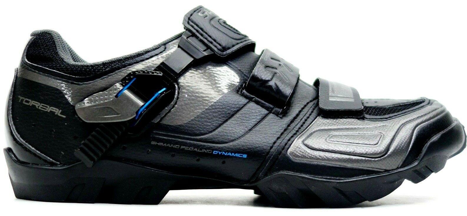 Shimano M089 Herren US 8.3 Eu 42 Schwarz Athletik Fahrrad Radfahren Schuhe