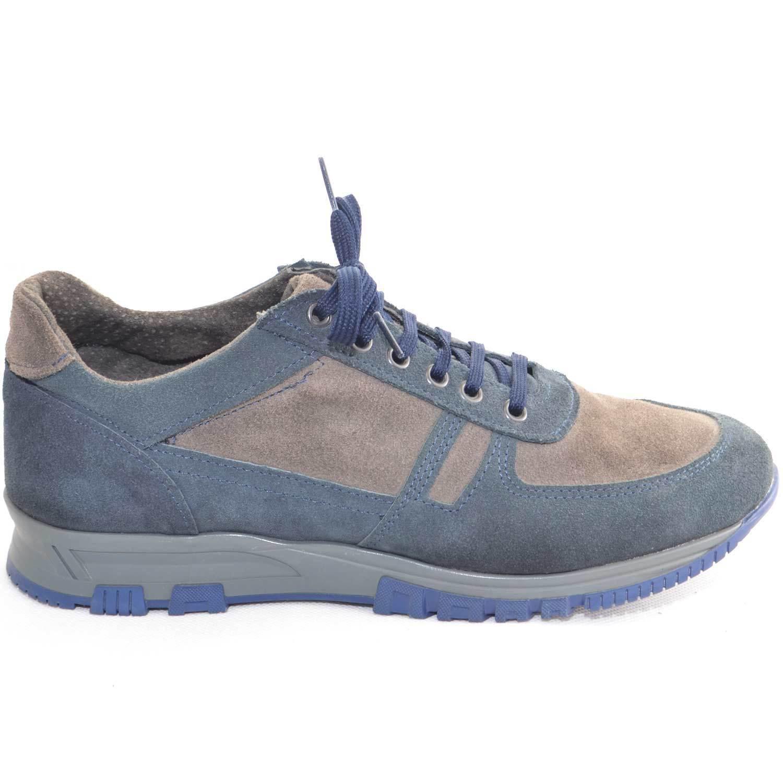 Los últimos zapatos de descuento para hombres y mujeres Sebago scarpe campionario sample shoes uomo man marrone brown EU 43 - 920 M81