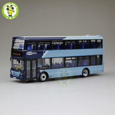 1//76 UKBUS 9004 Scania OmniCity diecast Double Decker car Bus model