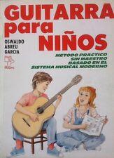 Guitarra para ninos- Metodo practico sin maestro