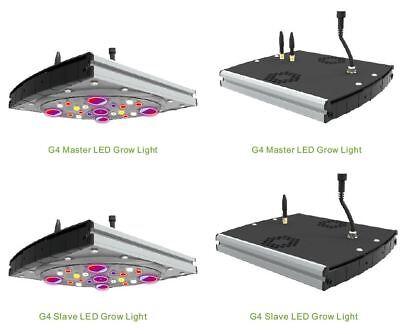 100% Wahr 2x Ctl G4 192w V3.0 Led Pflanzen Lampe Grow Light App Wifi Wlan Full Spektrum